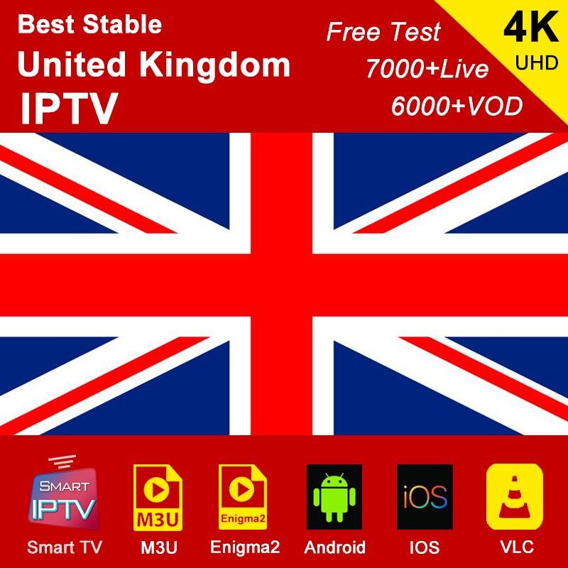 UK IPTV Subscription M3u Abonnement IPTV USA United Kingdom Spain France Germany Portugal Italy Android Smart TV Box Enigma2 PC