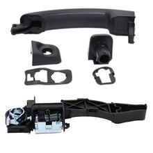 Sol kapı kolu ve destek Vauxhall Movano için MK2 Renault Master için MK3 2010 ON 806067794R 806073022R 806075963R 806079208R