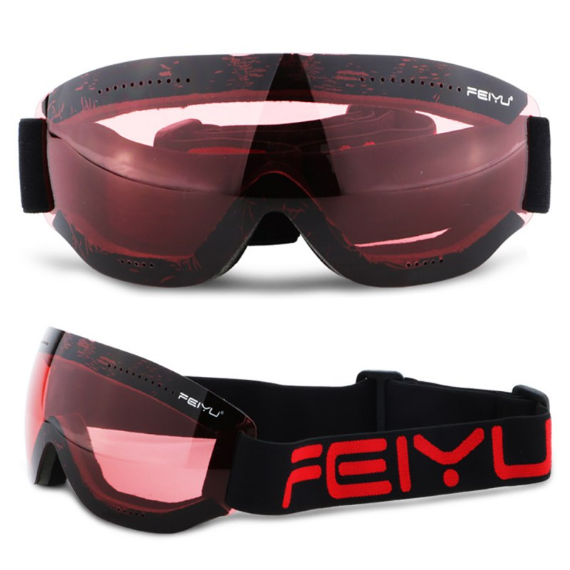 Winter Outdoor Mountaineering Ski Glasses Clear And Bright Eye Ski Goggles