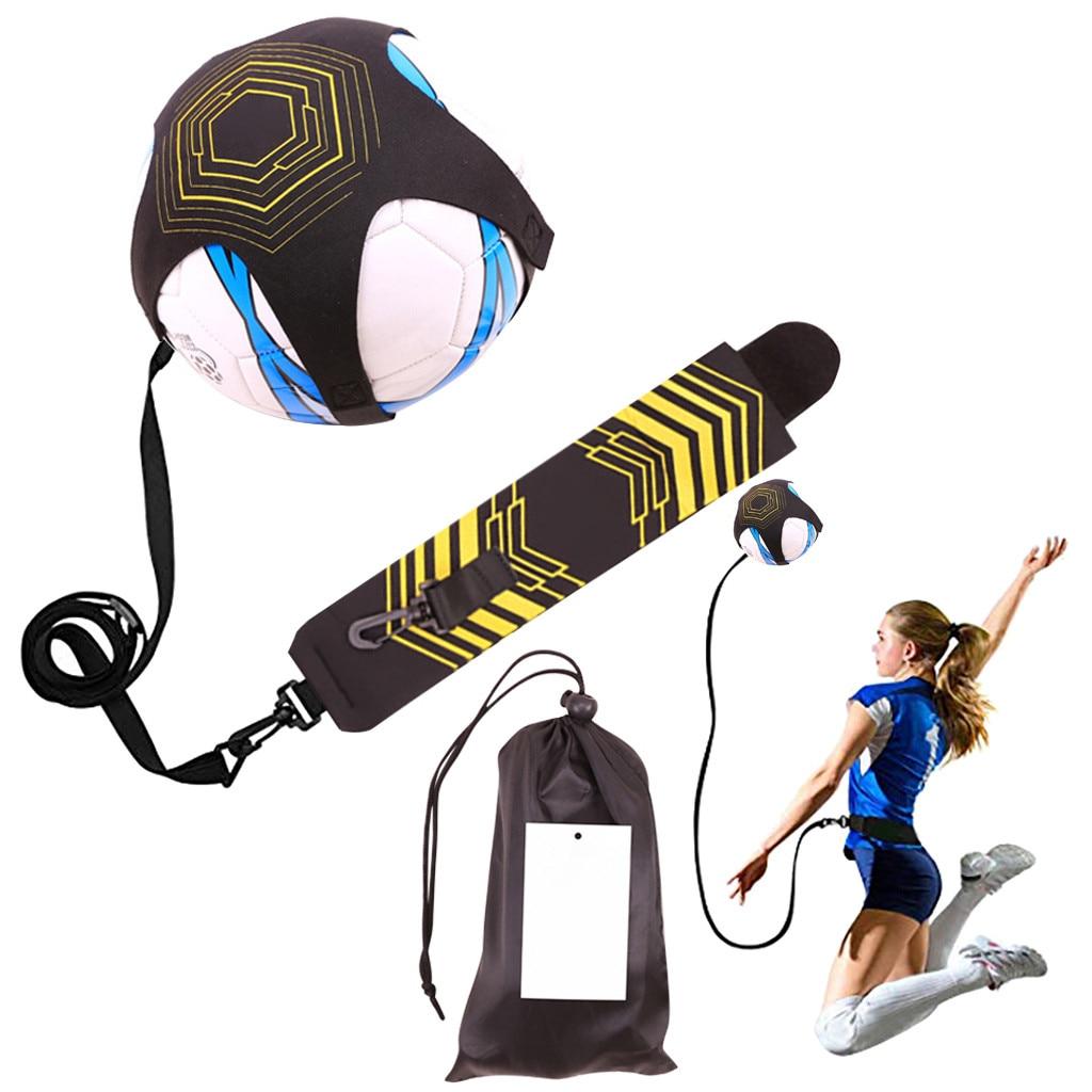 Upside down bag volleyball training equipment volleyball training belt single assisted football kick training belt g3