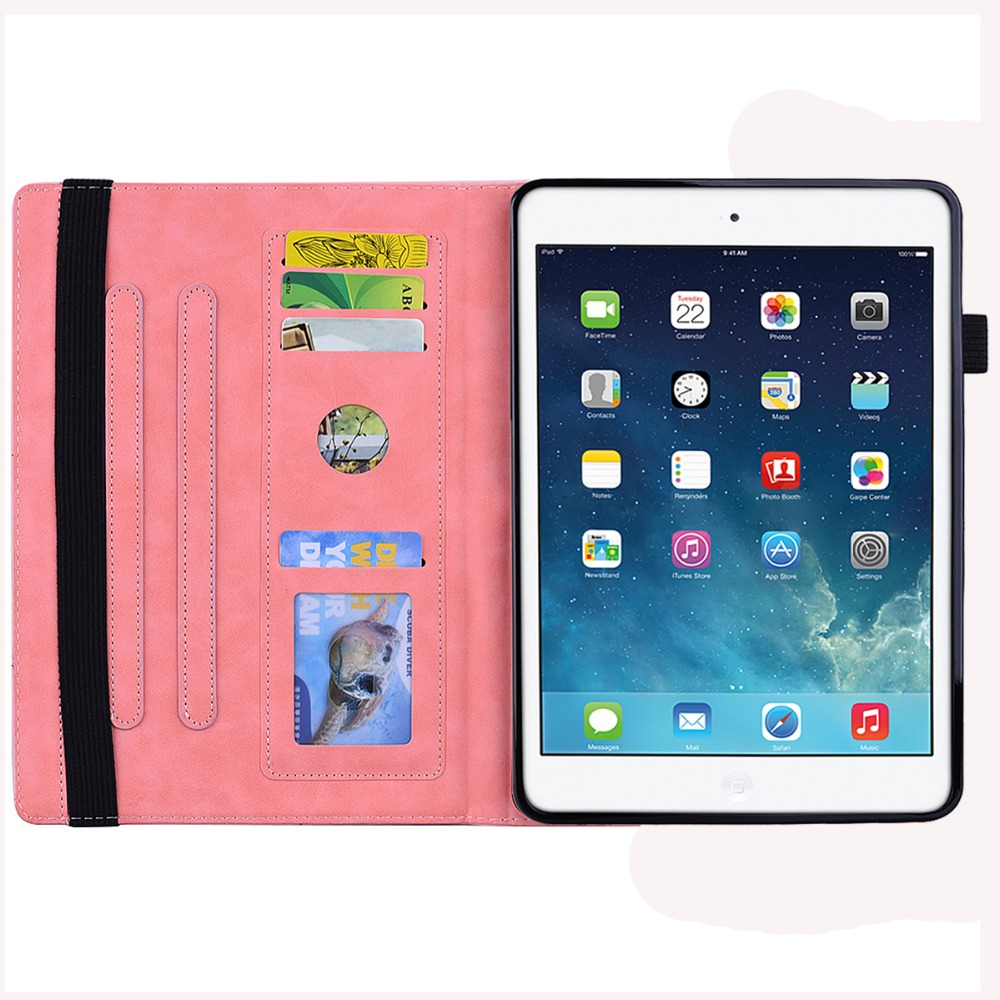 10.2 For iPad Leather Case 2019 Folio Sleep 7th Auto Stand PU inch Cover For iPad Smart