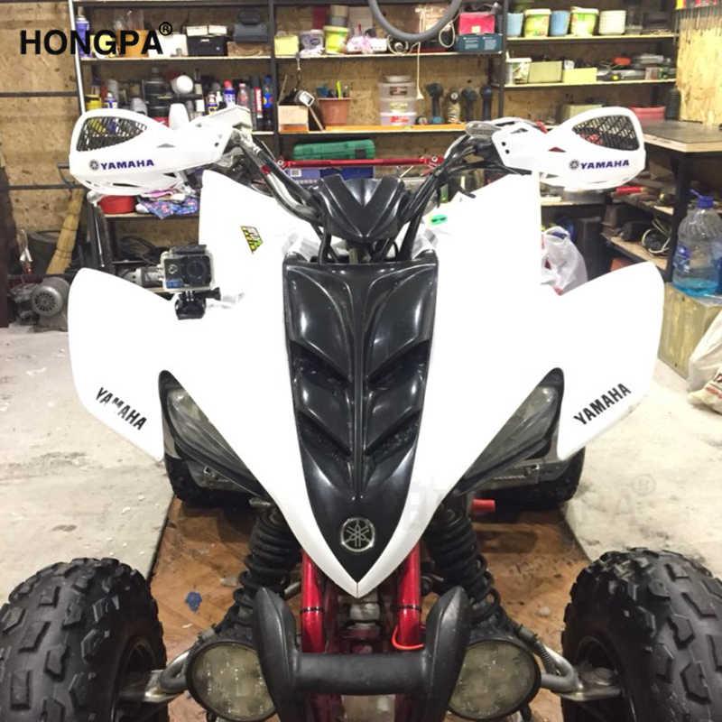 Sepeda Motor Handguard Tangan Guard Pelindung untuk Kawasaki Suzuki Honda Yamaha KTM SX Sunan Hotel Solo... Xcw SMR Moto Dirt Bike ATV 22 MM Stang