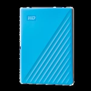 Image 3 - Western Digital WD mój paszport™1TB 2TB 4TB zewnętrzny dysk twardy WD Backup™Oprogramowanie i ochrony hasłem 3 rok gwarancji
