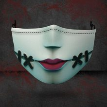 Mask Funny Christmas-Mask Masquerade Street Nightmare Halloween Party Girls Cosplay Women