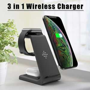 QI 10W Fast Charge 3 In 1 Wire