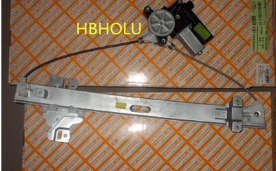 Regulador de cristal de alta calidad, montaje de elevador de vidrio RL 6204100XK80XA para Great Wall Haval H5