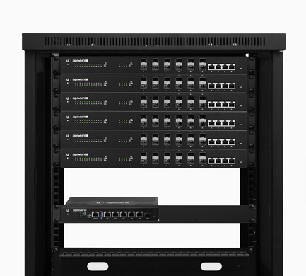 Ubiquiti EdgeMAX EdgeRouter ER-6P Advanced High performance Enterprise level SFP POE Router 6xGigabit Ethernet RJ45 ports 5