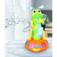 Led-Light Electronic-Toys Dancing-Animal Music Baby-Girl Kids with for Interactive-Game