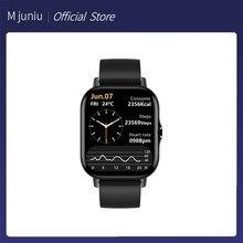 DT94 Smart Watch Men Women Bluetooth Call 1.78inch 320*385 Screen IP67 Waterproof Music Brightness Adjust Smartwatch Android IOS