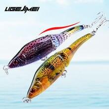 Свимбейт приманка для рыбной ловли 95 мм 89 г воблер шарнирная
