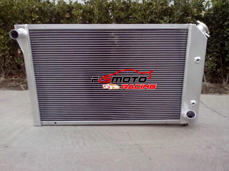 For 77-82 Chevy Corvette C3 Aluminum Full Aluminum Racing Performance Radiator