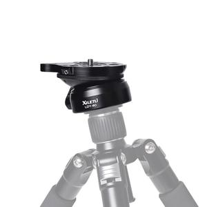 Image 5 - XILETU LDY60 Tripod Head Leveling Base Level Horizontal Adjustment Platform to Tripod Professional Hemisphere aerial photography