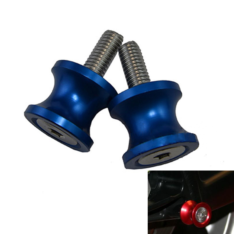 10mm 6mm 8mm Swingarm Spool Slider Stand Screws For Honda CBR 600 954 <font><b>1000</b></font> RR For Suzuki GSXR 750 For Yamaha YZF R1 R3 R6 R25 image