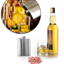 Фляга из нержавеющей стали для хип-бедра, для алкоголя, рыбалки, пикника, вина, бутылки для воды, чайник, кувшин, фляжка для хип-хопа, Матара, виски, подарок для подружки невесты