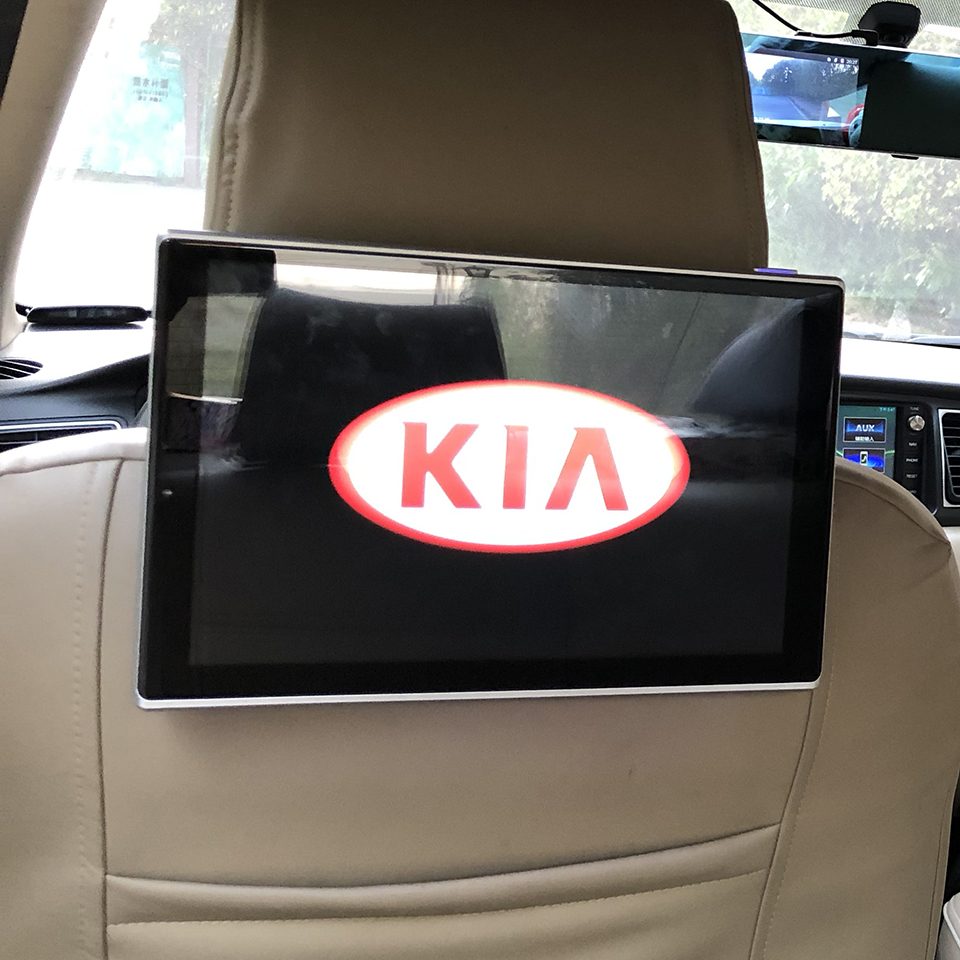 11.8 Inch LCD Android 9.0 Car Headrest DVD Monitor Player HD 1080P Video With WIFI Bluetooth USB Auto TV Screen For KIA Sportage|Car Monitors| |  - title=