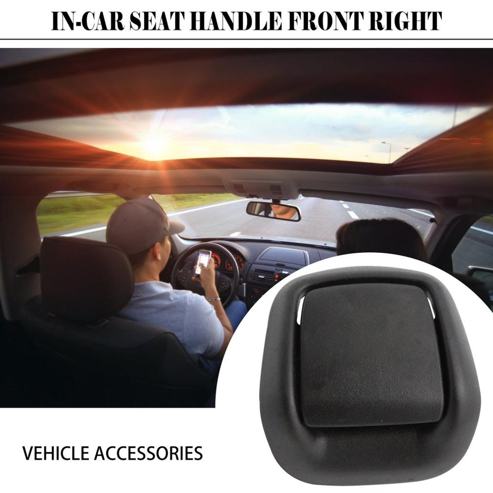 Passenger Seat Tilt Handle Seat For Car Replacement Parts For Black Color Car Interior Accessories Auto