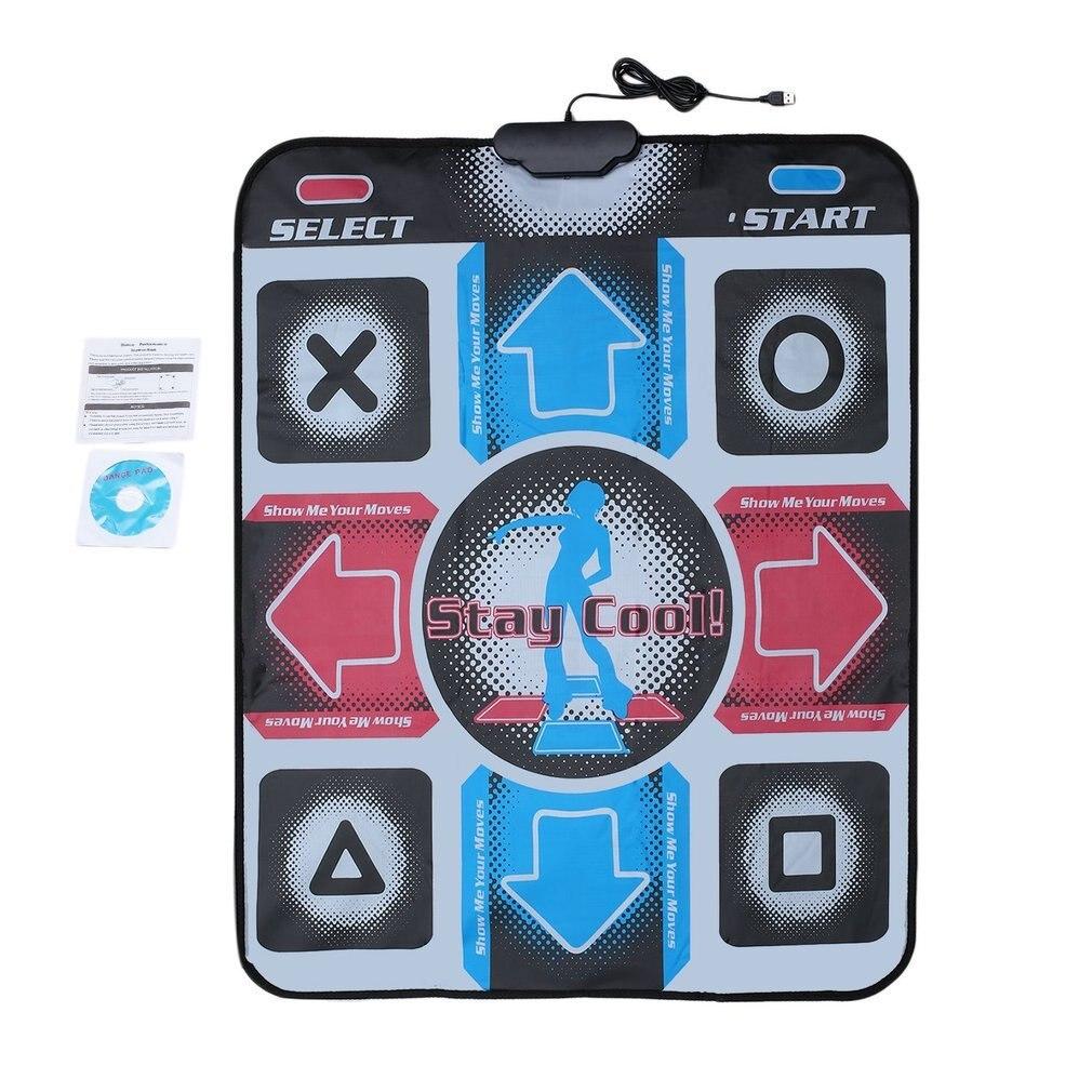 Hot! Baby Play Mats Toys For Children's Mat Developing Mat HD Non-Slip Dancing Step Fitness Dance Mat Pad Blanket For Kids Adult