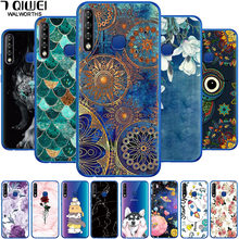 Labu Halloween Smart3 Plus Case Silikon Lembut Tpu Ponsel Case untuk Infinix Smart3 Plus X627 Penutup Belakang Infinix Smart 3 Plus 6.21(China)