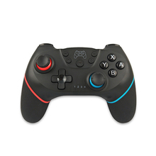 for Nintend Switch Pro NS-Switch Pro Game Console Gamepad Wireless-Bluetooth Gamepad Game joystick Controller with 6-Axis Handle alloyseed motion sensing game controller for taiko drum game drumstick kinect handle set hand grip gamepad for nintend switch ns