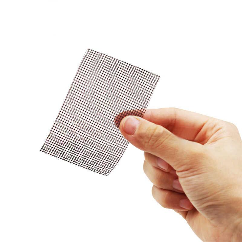 Fenster Net Anti-moskito Mesh Klebrige Drähte Patch Reparatur Band Sommer Bildschirm Fenster Tür Moskito Netting Patch Reparatur Gebrochen loch