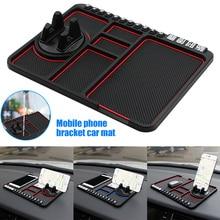 Car Dashboard Anti Slip Mat Pad GPS Mobile Phone Holder Stan