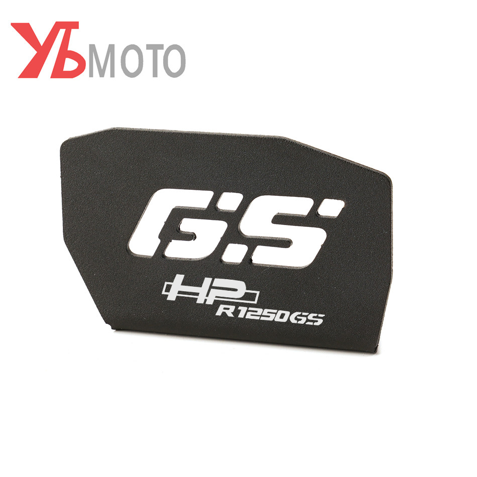 Motorcycle accessories Exhaust flap guard cover For BMW R 1250 GS R1250GS Adventure HP GSA R1200GS  R 1200 GS Adventure