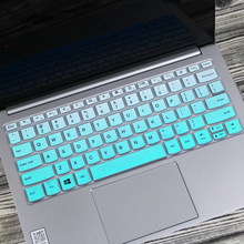 Para lenovo S540-13IWL S540-13are S540-13IML S540-13 iwl são iml api s540 13 13.3 polegada portátil teclado de silicone capa pele