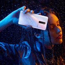 Oppo realme X2 プロ 6.5 supervooc 50 ワットフラッシュ充電 snapdragon 855 プラス指紋 & 顔 id 64MP クワッドリアカメラ、 nfc 携帯電話