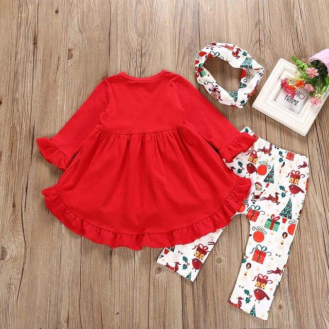 Holiday Toddler Girl Set 2