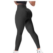 Штаны для йоги, леггинсы, женские штаны, Спортивная женская одежда для фитнеса, тренажерного зала, Колготки с эффектом пуш-ап, антицеллюлитн...
