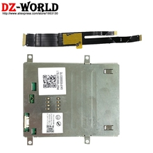 New Original Smart Card Reader and Cable with Fingerprint Line For Lenovo ThinkPad T480S Laptop 01LX987 04X5393 04X5475