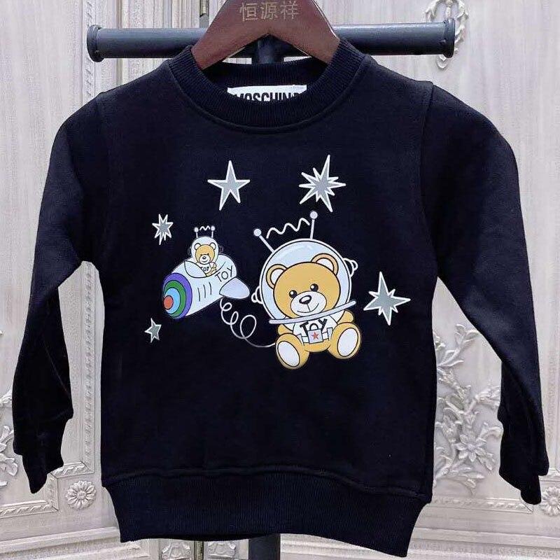Costume Parent enfant, T-shirt à manches longues à la mode 2-10 ans à capuche manteau pour enfants adulte S-XXL T-shirt à manches longues