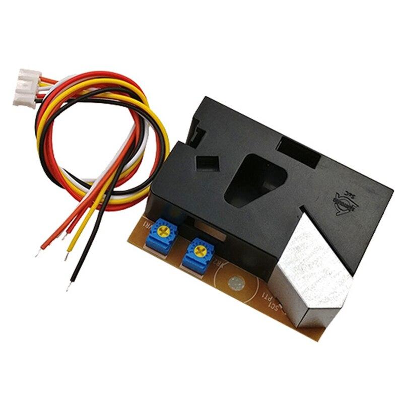 DSM501A Staub Sensor Modul PM 2,5 Erkennung Dector Allergische Rauch Partikel Sensor Modul Für Arduino Für Klimaanlage