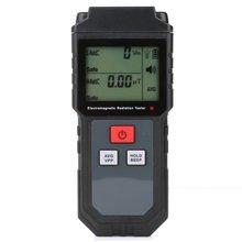 RZ825 Electromagnetic Field Radiation Tester EMF Meter Counter Digital Dosimeter LCD Detector Measurement for Computer Phone