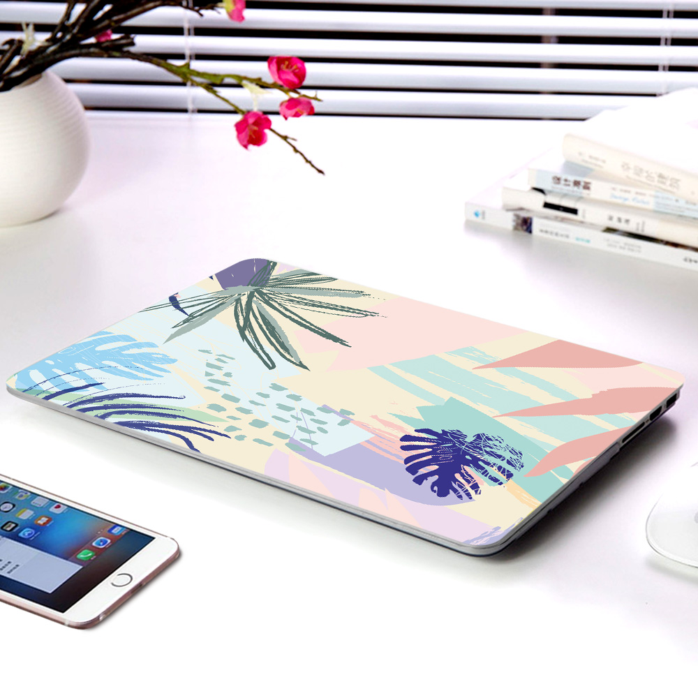 Abstract Graffiti Case for MacBook 14