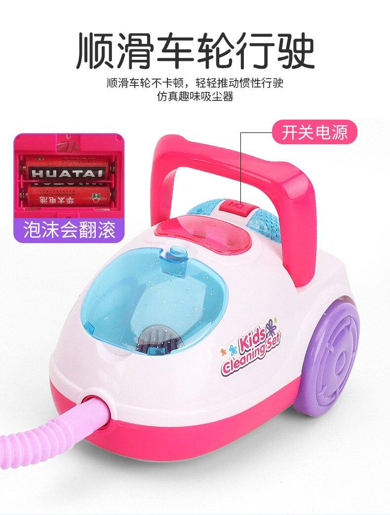 Brinquedos de limpeza