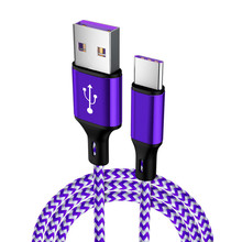 5A USB Type C Cable for Huawei Mate 20 P20 Pro Fast Charge Data Cord Quick Phone Charger Samsung S9 S8 Mi 8
