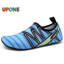 Недорогие быстросохнущие ботинки для воды upone мужчин и женщин