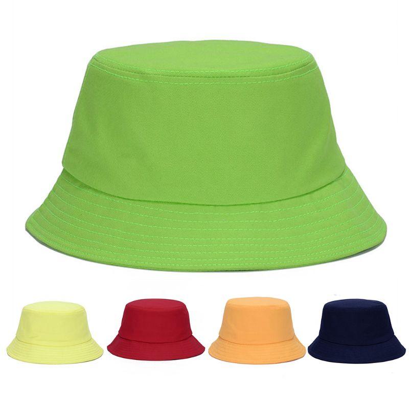 Bucket Hat Striped Cute Crabs Outdoor Travel Sun Protection Hat Sun Hat Cap Wide Rim Hat
