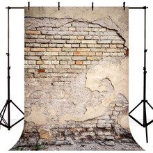 5x7ft Vinyl Photography Background Brick Wall Wedding Backdrop Children Photo Background for photo Studio f 1351