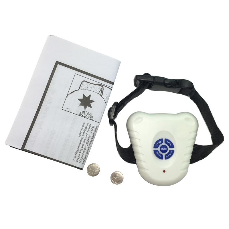 Manufacturers Electronic Ultrasound Stoppers Anti-Dog Neck Ring Anti-Dog Maker Stop Dogs Maker Neck Ring Dog Pet