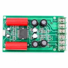 TA2024 karta do cyfrowego wzmacniacza mocy komputer samochodowy płyta wzmacniacza mocy HIFI samochód Mini karta do cyfrowego wzmacniacza mocy 50W LESHP tanie tanio 50 w Amplifier board 150*100mm