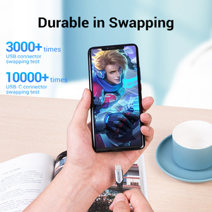 Image 3 - Vention USB Type C Cable 3A Charger Cable Fast Charging for Samsung S10 S9/Xiaomi mi9 10 pro/Huawei USB C Mobile Phone Cables 3m