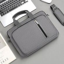 Sac à main résistant aux chocs pour ordinateur portable, sacoche de transport pour Macbook Air Pro HP, 13.3 14 15.6 17 pouces, nouvelle collection