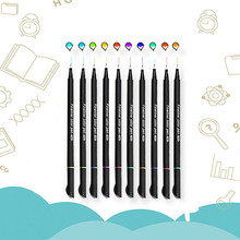 Colored Pigment Liner Neelde Finliner Pen Set 12/24/36/48/60/100 Colors Water-Proof Micron Pen Tip Sketching Markers For Drawing