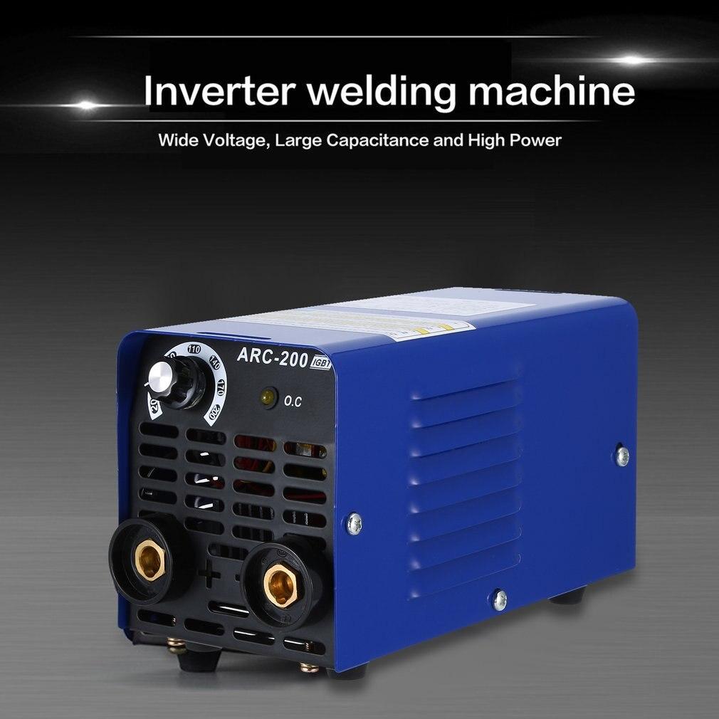Gas Schweißen Maschine 240V Elektrische Schweißen Maschine Langlebig Mig Weldering Schweißer Metall Inerten Schweißen Maschine Werkzeug