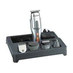 8in1 Turbo electric shaver groomer body shaver electric razor trimer beard shaving machine grooming kit hair trimmer for men