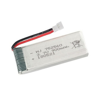 3.7V 900mah lipo Battery For X5 X5C X5SC X5SW 8807 8807W A6 A6W M68 Rc Drone Spare Parts 3.7V rechargeable Battery 1pcs to 20pcs image