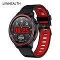 320mAh Gorila Smartwatch Relógio Inteligente Homens IP68 Nadar Reloj ECG HR PPG Sportwatch Para Apple/Xiao mi/ huawei VS mi Banda 4/Fit bit 5