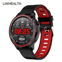 320mAh Gorilla Smart Watch Men IP68 Swim Reloj HR ECG PPG Smartwatch Sportwatch For Apple/Xiaomi/Huawei VS Mi Band 4/Fit bit 5